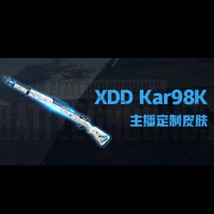 PUBG XDD's Kar98k