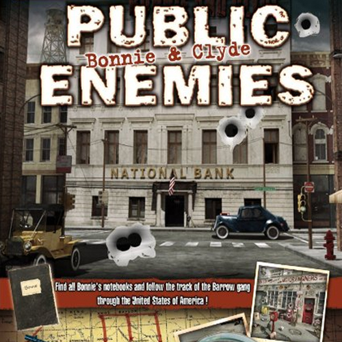 Buy Public Enemies Bonnie and Clyde CD Key Compare Prices