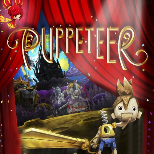 Buy Puppeteer PS3 Game Code Compare Prices