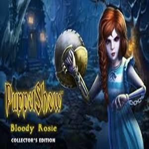PuppetShow Bloody Rosie
