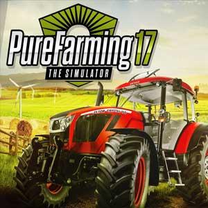 Buy Pure Farming 17 The Simulator CD Key Compare Prices