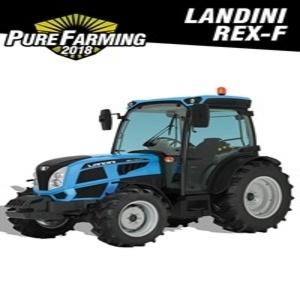 Pure Farming 2018 Landini Rex F