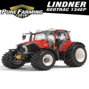 Pure Farming 2018 Lindner Geotrac 134ep
