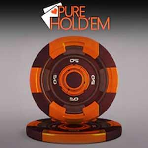 Pure Hold'em Poker Vortex Chip Set
