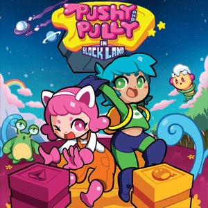 Buy Pushy and Pully in Blockland PS4 Compare Prices