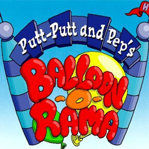 Putt-Putt and Pep's Balloon-o-Rama