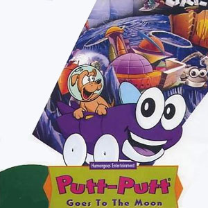 Buy Putt-Putt Goes to the Moon CD Key Compare Prices