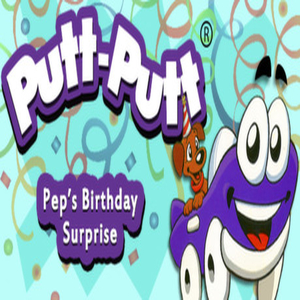 Putt-Putt Pep's Birthday Surprise