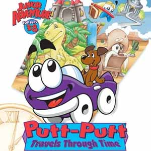 Buy Putt-Putt Travels Through Time CD Key Compare Prices