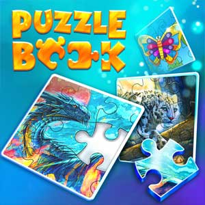 Puzzle Book Mountains Pack
