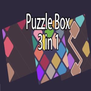 Puzzle Box 3 in 1