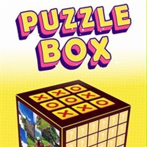 Puzzle Box Tic-Tac-Toe, Memory Game, Sliding puzzle
