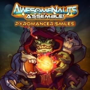 Pyromancer Smiles Awesomenauts Assemble Skin