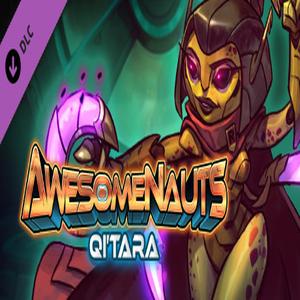 Qi Tara  Awesomenauts Character