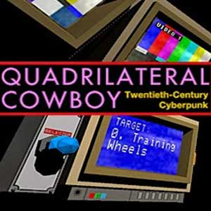 Buy Quadrilateral Cowboy CD Key Compare Prices
