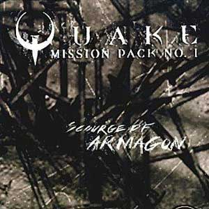 QUAKE Mission Pack 1 Scourge of Armagon