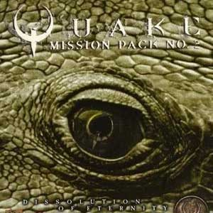 QUAKE Mission Pack 2 Dissolution of Eternity