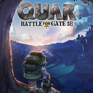 Buy Quar Battle for Gate 18 CD Key Compare Prices
