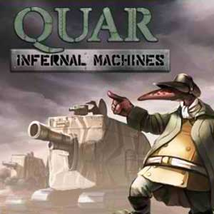 Buy Quar Infernal Machines PS4 Game Code Compare Prices