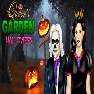Queens Garden Halloween