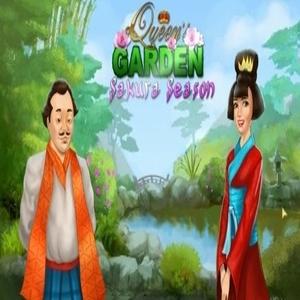 Queens Garden Sakura Season