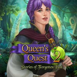 Queens Quest 2 Stories of Forgotten Past