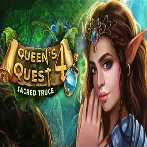 Queens Quest 4 Sacred Truce
