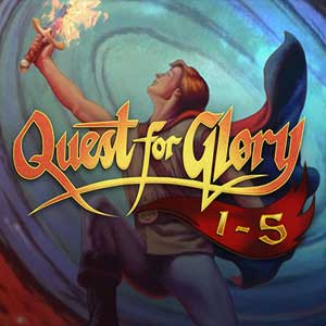 Buy Quest for Glory 1-5 CD Key Compare Prices