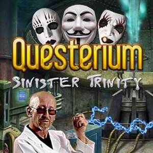 Buy Questerium Sinister Trinity HD CD Key Compare Prices