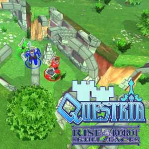 Buy Questria Rise of the Robot Skullfaces CD Key Compare Prices