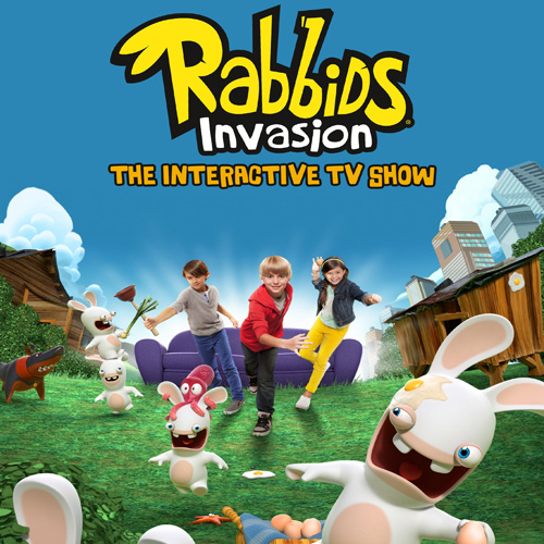 Rabbids Invasion Die Interaktive TV Show