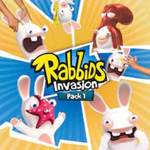 RABBIDS INVASION PACK 1 SEASON ONE