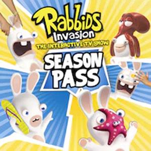 RABBIDS INVASION SEASON PASS