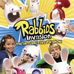 Buy Rabbids Invasion The Interative TV Show PS4 Game Code Compare Prices