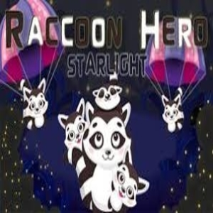 Raccoon Hero Starlight