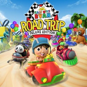 Race With Ryan Road Trip
