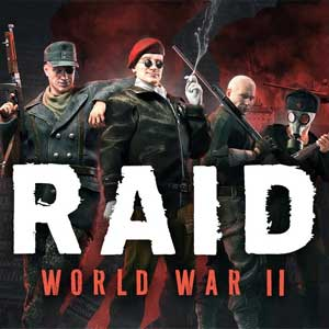 Buy RAID World War 2 PS4 Game Code Compare Prices