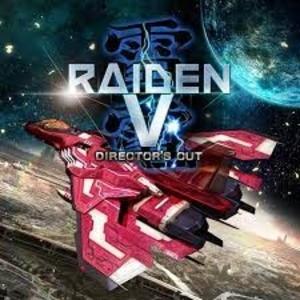 Raiden 5 Directors Cut