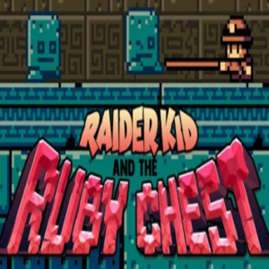 Raider Kid and the Ruby Chest