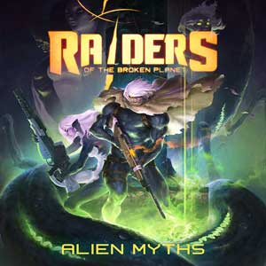 Raiders of the Broken Planet Alien Myths Campaign