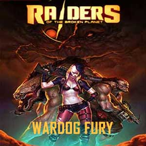 Buy Raiders of the Broken Planet Wardog Fury Campaign PS4 Game Code Compare Prices