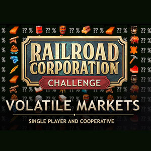 Buy Railroad Corporation Volatile Markets DLC CD Key Compare Prices