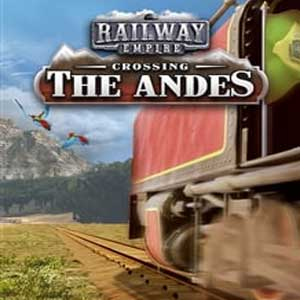 Buy Railway Empire Crossing the Andes PS4 Compare Prices