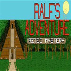 Ralfs Adventure Aztec Mystery