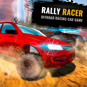 Rally Racer Offroad Racing Car Game