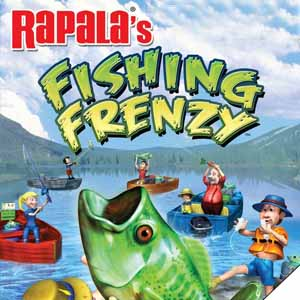 Buy Rapalas Fishing Frenzy Xbox 360 Code Compare Prices