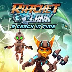 Buy Ratchet and Clank A Crack in Time PS3 Game Code Compare Prices