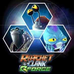 Buy Ratchet and Clank Q-Force PS3 Game Code Compare Prices