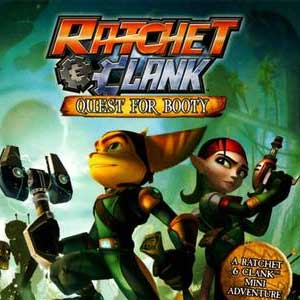Buy Ratchet and Clank Quest For Booty PS3 Game Code Compare Prices
