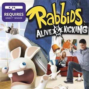 Buy Raving Rabbids Alive and Kicking Xbox 360 Code Compare Prices